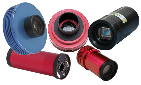 How to choose your autoguiding camera in 2020 ?