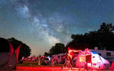 Shelyak Instruments aux Nuits Astronomiques de Touraine 2018